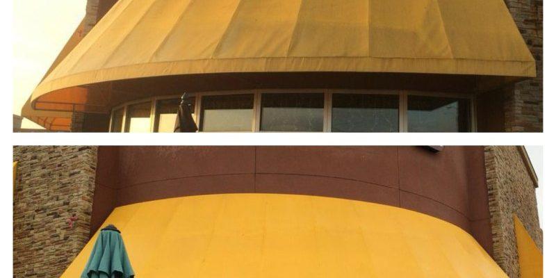 commercial awning cleaning kokomo indiana