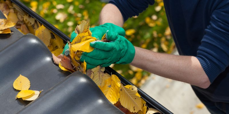 residential gutter cleaning kokomo